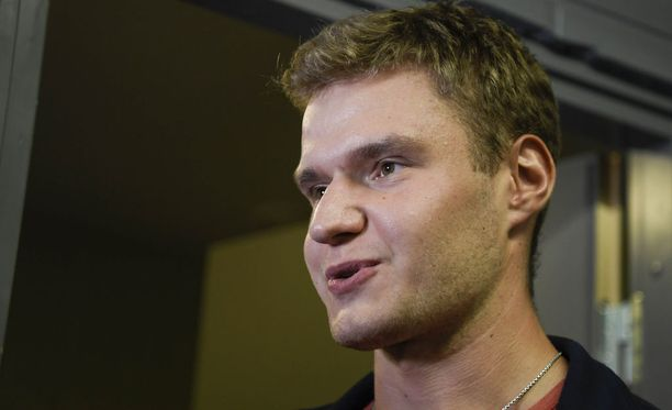 Aleksander Barkov on pelannut NHL:ssä viisi kautta.