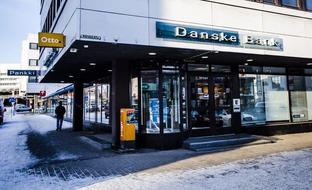 Rahoitusalan lakko sulkee suurimman osan pankkikonttoreista.