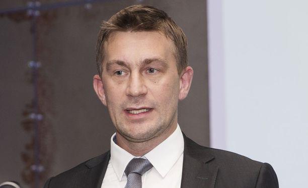 Antti-Jussi Niemi on Jokerien ja Leijonien takavuosien luottopakki.