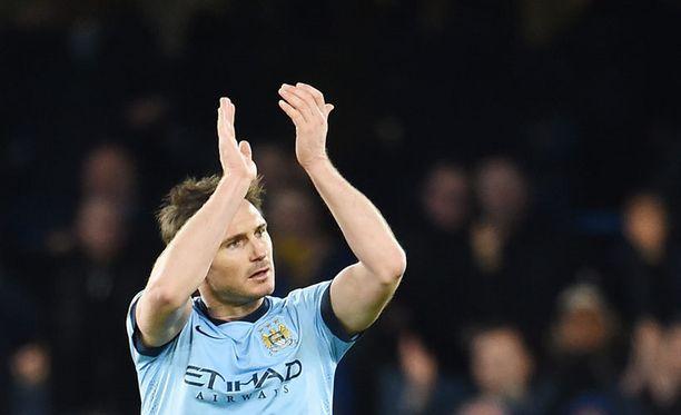 Frank Lampard pelasi ehkä viimeisen kerran Stamford Bridgellä.