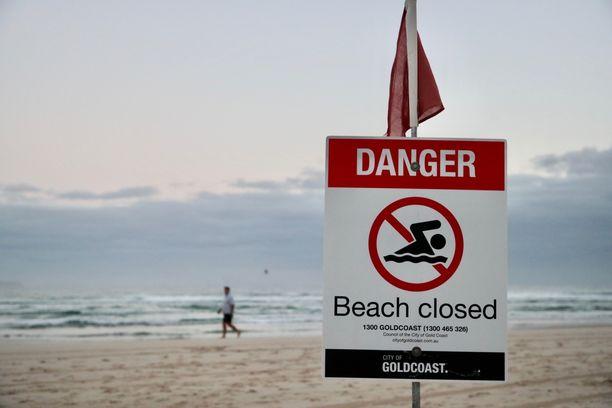 Haiden vaara on levinnyt tänä vuonna myös aiemmin turvallisina pidetyille rannoille.