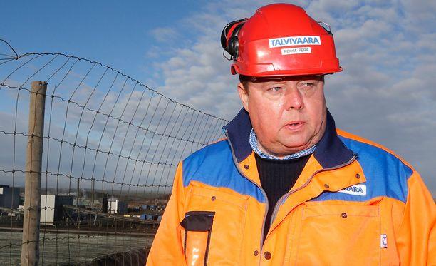Talvivaaran toimitusjohtajana toiminut Pekka Perä tuomittiin 90 päiväsakkoon.