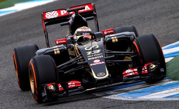 Lotuskin pääsi avaamaan testikautensa.