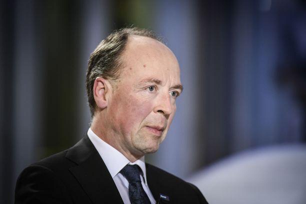 Perussuomalaisten puheenjohtaja Jussi Halla-aho saattaa olla pääministeriehdokas seuraavien eduskuntavaalien jälkeen.