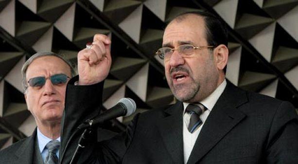 Irakin pääministeri Nuri al-Maliki painotti armeijan päivän puheessaan, että ex-diktaattori Saddam Husseinin teloitus on maan sisäinen asia.