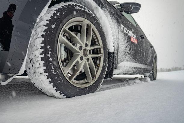 Moottori julkaisi talvirengastestinsä jo hyvissä ajoin ennen talvikauden alkua.