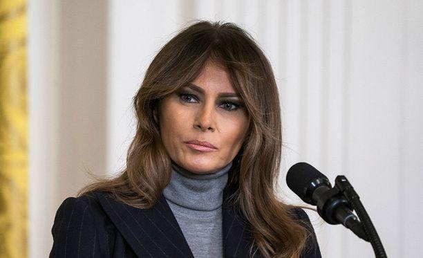 Melania Trumpin Twitter-tilillä vakuutetaan, että hän voi mainiosti, vaikka häntä ei ole nähty julkisuudessa sitten toukokuun 10. päivän.