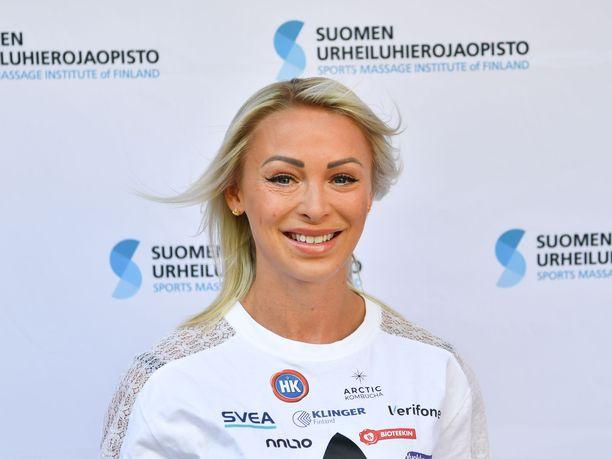 Annimari Korte on ylpeä siitä, miten Suomessa hoidetaan dopingtestaus korona-aikana.