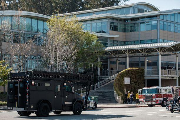 Youtuben päämaja sijaitsee Kalifornian San Brunossa.