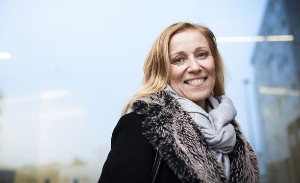 Johtaja Katarina Murto johtaa STTK:n edunvalvontaa, sopimustoimintaa ja työmarkkinapolitiikkaa.
