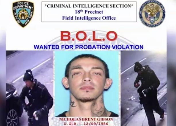 Gibsonilla on rankka rikostausta ja hän on istunut vankilassa muun muassa kahdesta raiskauksesta.