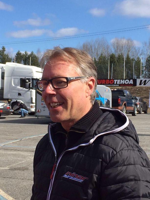 JJ Lehto osallistuu kartingin SM-sarjaan.