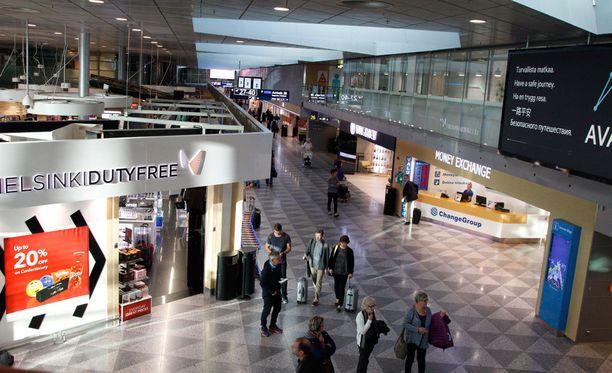Ilmailualan lakko voi vaikuttaa tänään Helsinki-Vantaan liikenteeseen.