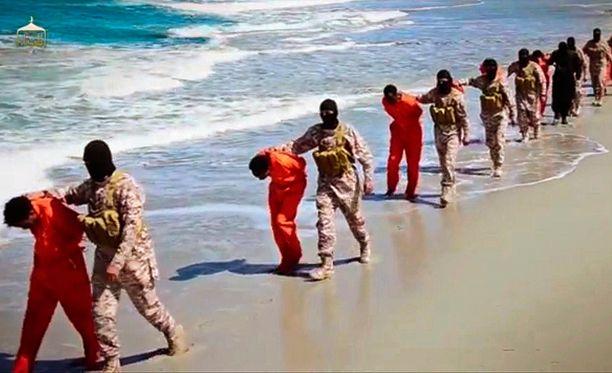Isisin pääkaupunki on Syyrian Raqqassa, mutta toiminta voi siirtyä Libyaan.