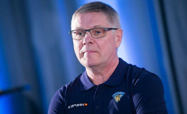 Kari Savolainen palaa Sloveniaan.