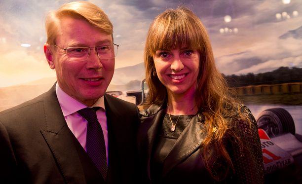 Mika ja Marketa avioituivat Ilta-Sanomien mukaan Monacossa. Hääjuhlaa vietetään Lapissa alkuvuodesta.