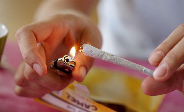 A-klinikkasäätiön johtava ylilääkäri Kaarlo Simojoki muistuttaa, että mitä nuorempana kannabista poltetaan, sitä vaarallisempaa se on aivoille.