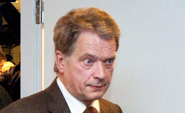 Sauli Niinistö haluaa lähteä ajamaan uutta strategiaa maajoukkuejalkapalloon.