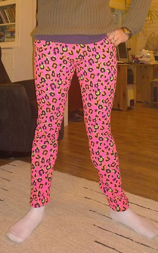 Veikon Pinkit leopardit.