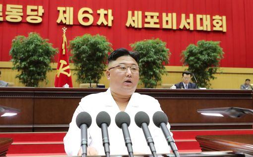 Kim Jong-unilta poikkeuksellinen avautuminen: Pohjois-Korean tilanne huonompi kuin koskaan
