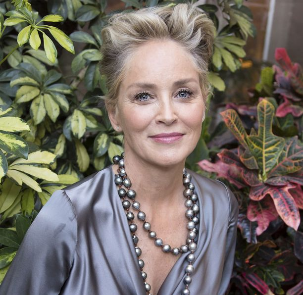 Sharon Stone on 59-vuotias.