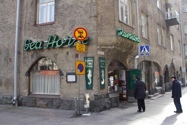 Sea Horse on perustettu jo vuonna 1934.