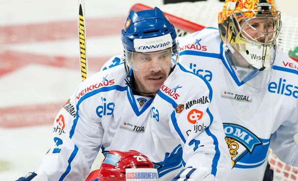 Teemu Laakso sai neljän ottelun pelikiellon.