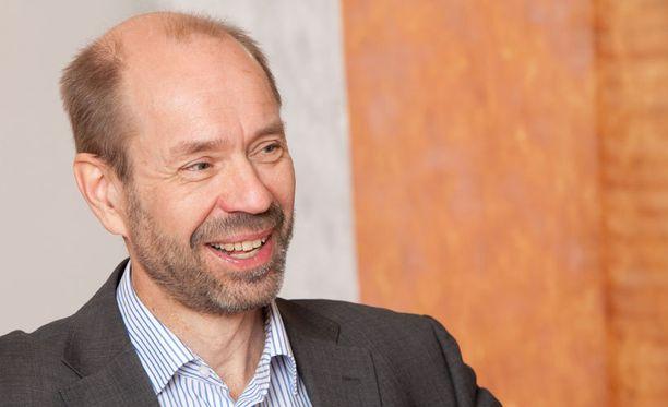Nokian verkkotutkimuksen johtaja Lauri Oksanen uskoo 5G:n saapuvan suomalaisten ulottuville 2020.