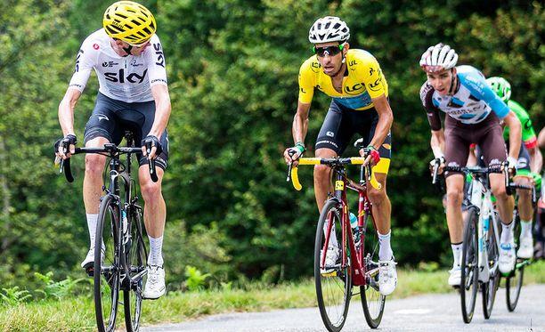 Lauantaina ajettiin Tour de Francen 14. etappi.