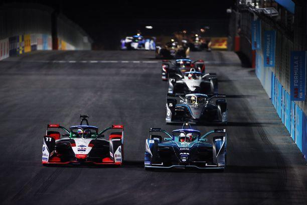 Sähköformulat toimivat monellakin tapaa testialustana F1:n Saudi-Arabian vierailulle.