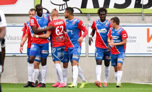 Paikka Veikkausliigassa ensi kaudella on yhä lähempänä PS Kemiä.