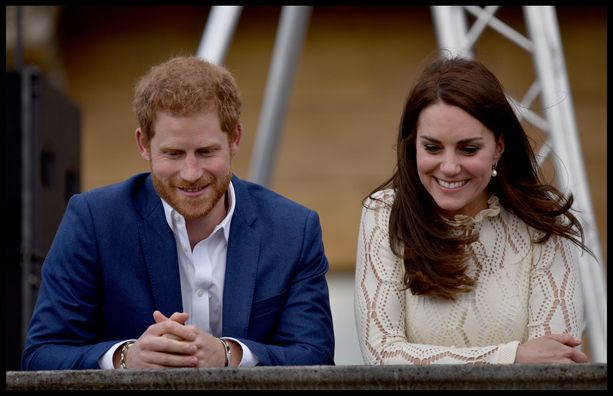 Prinssi Harry ja herttuatar Catherine tulevat hyvin toimeen keskenään. Kaksikko on tuntenut toisensa jo useita vuosia.
