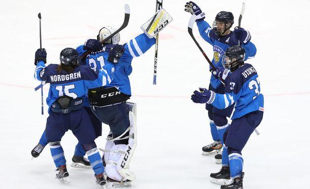 Juhliiko Suomi tänään kultaa alle 18-vuotiaiden MM-kisoissa?