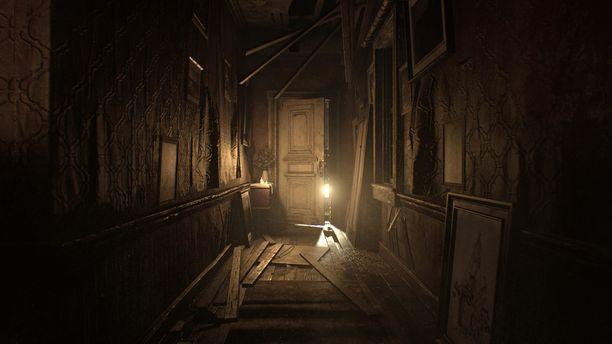 Resident Evil 7 -selviytymiskauhupelissä yrität pelastaa vaimosi talosta, jossa kaikki ei ole kunnossa.