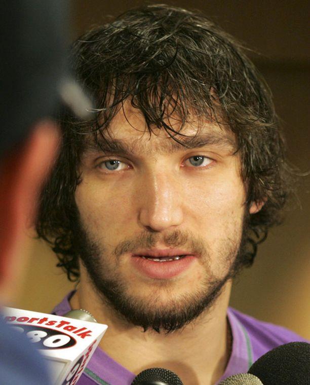 Aleksandr Ovetshkin voitti runkosarjan pistepörssin ylivoimaisesti.
