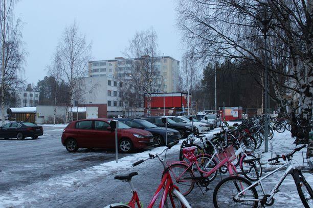 Osa epäillyistä rikollisista asuu Oulun Rajakylässä.