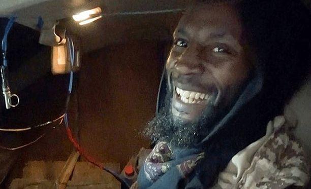 Isis kertoi Jamal al-Harithin kuolleen Irakissa maanantaina itsemurhaiskussa.