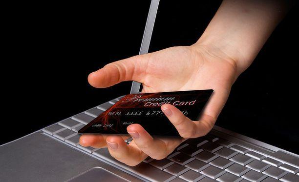 5,9 miljoonan asiakkaan korttitietoja on päätynyt rikollisille. Kuvituskuva.