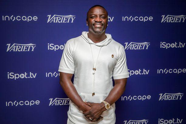 Akon on kunnostautunut yrittäjänä. Nyt miehellä on myös oma kaupunki.