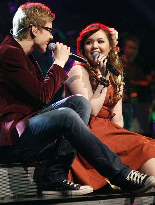 Diandra ja Torsten Borg esittivät herkän dueton.