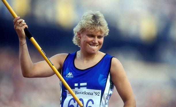 Heli Rantanen nousi Leo Pusan valmennuksessa olympiavoittajaksi.