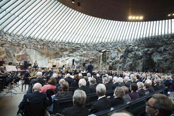 Temppeliaukion kirkkoon kohdistui epäily terrori-iskun valmistelusta.