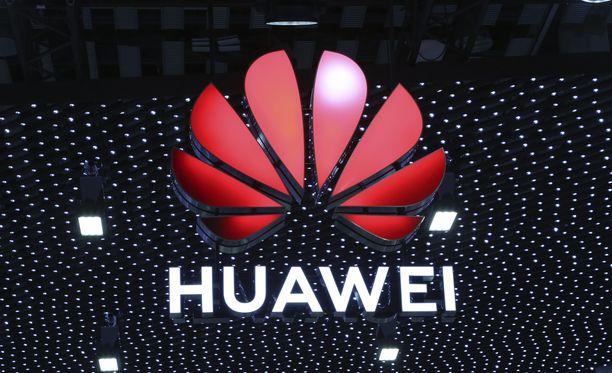 Huawei on uinut syvissä vesissä viikon.