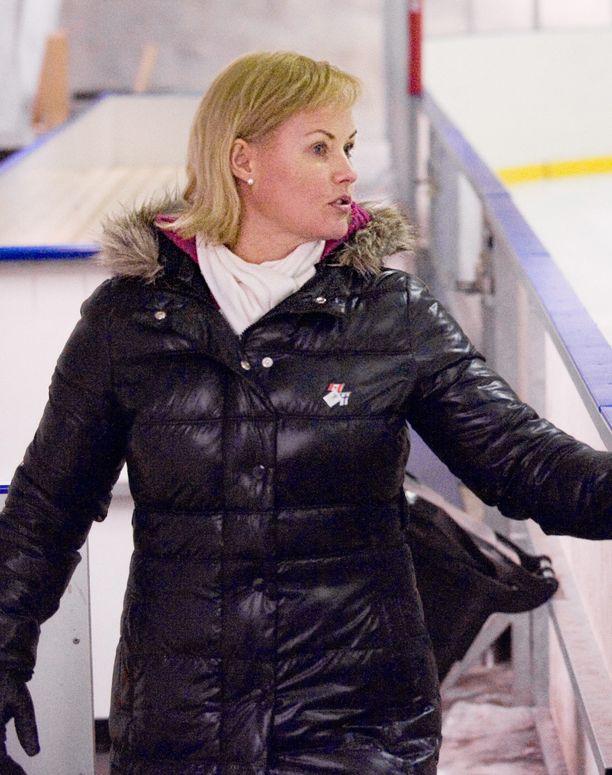 Ulla Papp kuvattuna vuonna 2009.