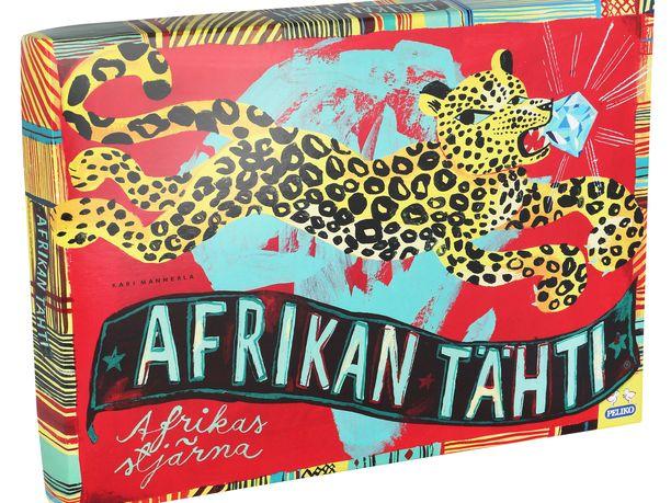 Afrikan Tähti sai uudistetun juhlavuoden ilmeen kanteen, lautaan, rahoihin ja merkkeihin.