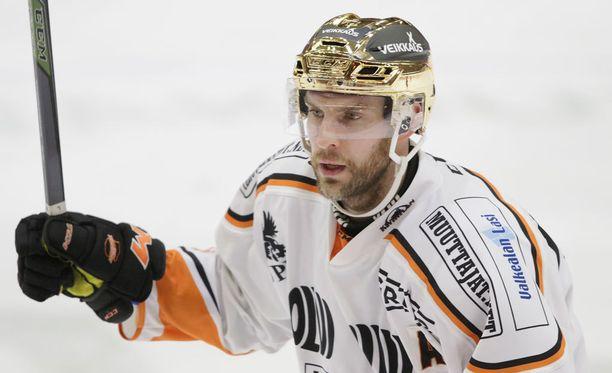 Josh Green on pelannut SM-liigaa KooKoon lisäksi myös Tapparassa.