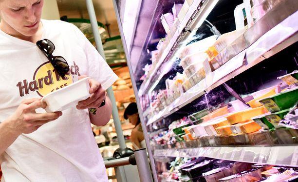 Muun maussa elintarvikkeet ovat selkeästi kalliimpia Suomessa kuin muualla Euroopassa.
