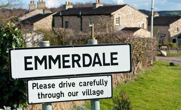 Emmerdale-sarjaa on tehty 1970-luvulta lähtien.