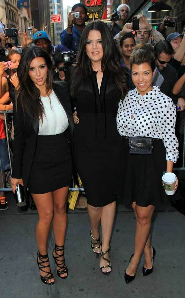 Kardashianien meikkejä on tarkoitus myydä tavallisissa kaupoissa, ei luksusliikkeissä.