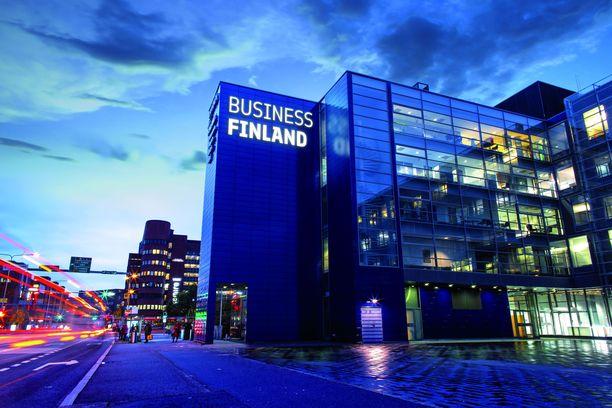 Business Finland on suomalainen julkinen toimija, jolla on toimipiste Helsingissä.